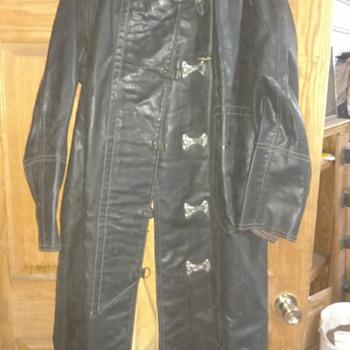 Military Fireman's Coat?