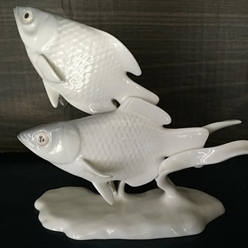 Noritake Bone China Fish