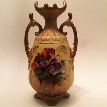 TURN Vienna Erich Wahliss Vase