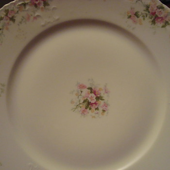 Theodore Haviland plate - China and Dinnerware