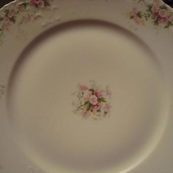 Theodore Haviland plate