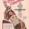 1950 Courvoisier Advertisement