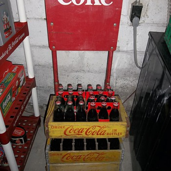 Coca Cola Handtruck