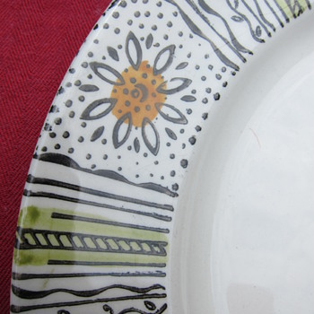 Kathie Winkle Capri - China and Dinnerware