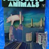 Pink Floyd &quot;Animals&quot; 1977 3-D display by Hipgnosis