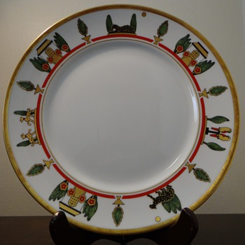 CARTIER-FRANCE - China and Dinnerware