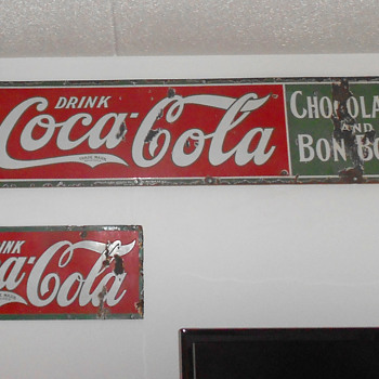 My Coca Cola things