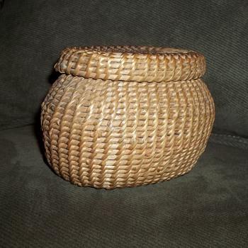 Washoe small Basket