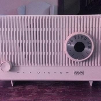 My 1965 Rca Radio