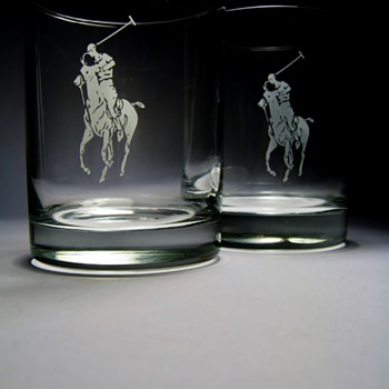 RALPH LAUREN  - Art Glass