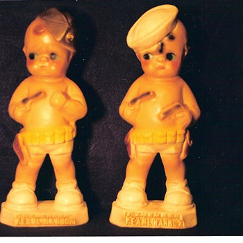 More Remember Pearl Harbor items in my collection - Military and Wartime