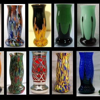 Common Shapes and Simply Avoidable Mistakes….  Are We Really All The Same?? - Art Glass