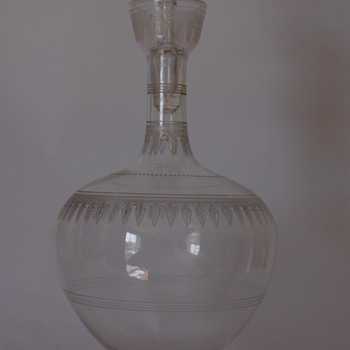 Christopher Dresser Decanter
