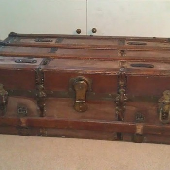 Family heirloom Trunk