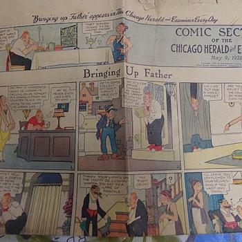 1920 Comic