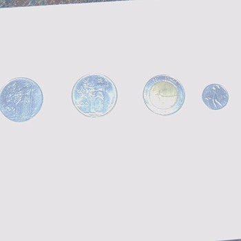 Italian coins