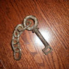 Railroad Switch Key....