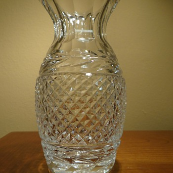 WATERFORD - Glassware