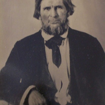 My Great, Great, Great, Grandfather John A. Windle, 1842, Rifle and Republic of Texas Land Grant