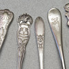 Spoon collection not Sterling, put old