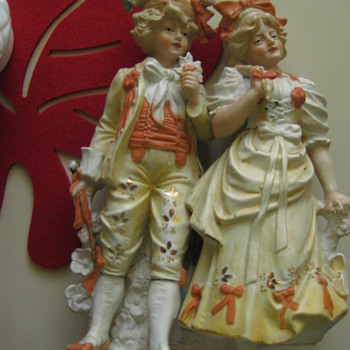 Bisque figurines