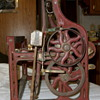 I would like info on this Salesman&#039;s Sample mechanical textile loom 