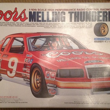 Coors Melling Thunderbird RC - 1980's