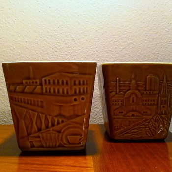 RORSTRAND - SWEDEN - Art Pottery