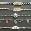 WWII Home front Sweetheart Bracelets