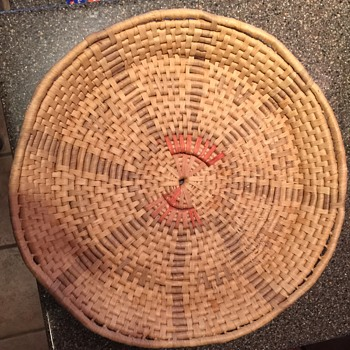 Is this basket Native American, African, Asian, etc.?