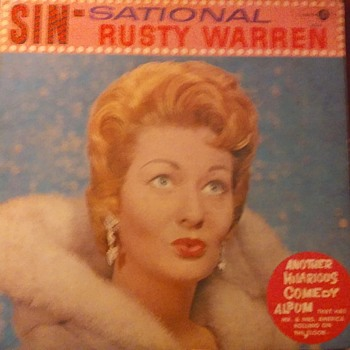 Rusty Warren.... - Records