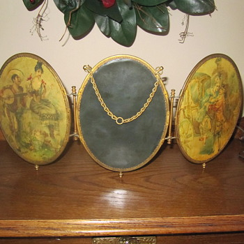 Tri Mirror - very old~ - Accessories