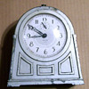 New Haven 1930s Metal Alarm Clock