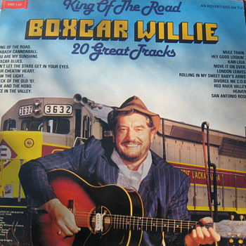 Boxcar Willie.........