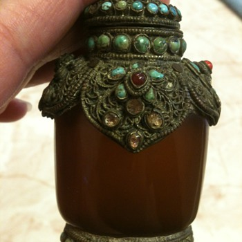 Snuff Bottle - Asian