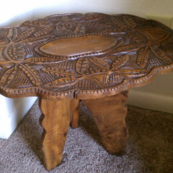 Haitian Table