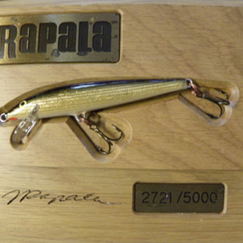 Rapala Fishing Lure Limited Edition - Fishing