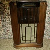 Rare 1940's AirZone Floor Model RADIO