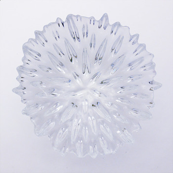 MANDEL, MOON and MUSLINGER bowls, Per Lütken (Holmegaard, 1995) - Art Glass