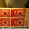 1948 Clara Barton Founder Of The Red Cross 3¢ Stamps