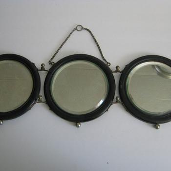 Mirror - tri fold