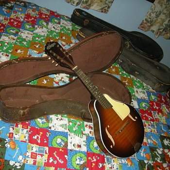 Mandolin - Guitars