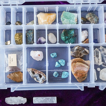 Rocks & Crystal Collection