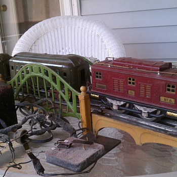 gift from my great great uncle - Model Trains