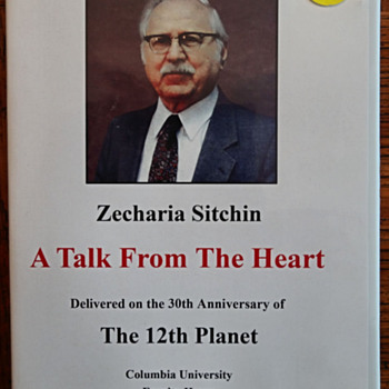 A Talk From The Heart by Zecharia Sitchin