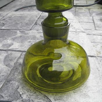 Not Benko?? - Art Glass