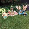 Easter bunnies for Scott.