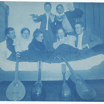Possible band 1897 - Photographs