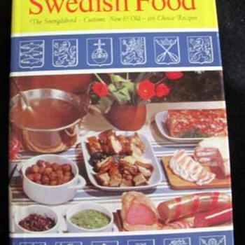 Title: The New Swedish Food-- Publisher: Wezata Forlag Goteborg, Sweden Publication Date: 1965 Binding: Hardcover VG w/photos