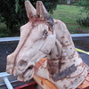 Carousel Horse Head